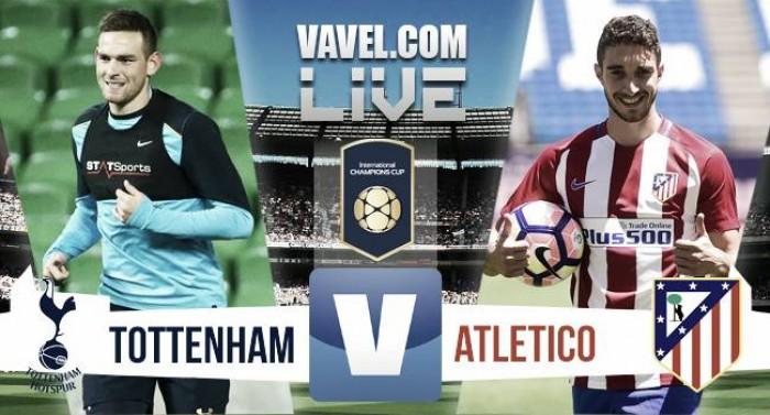 Tottenham Hotspur 0-1 Atletico Madrid: As it happened