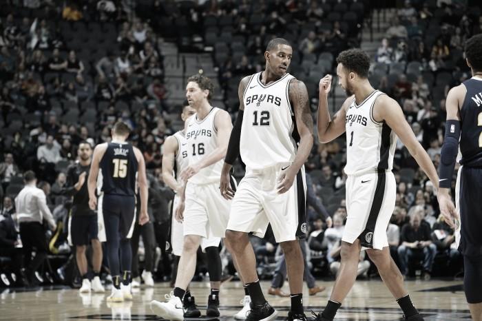 Triunfo clave de Spurs