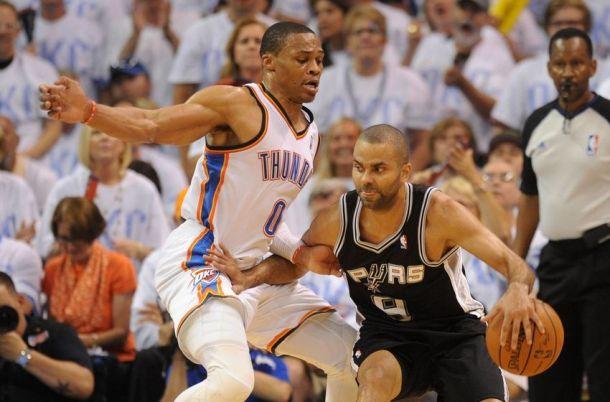 San Antonio Spurs - Oklahoma City Thunder Preview