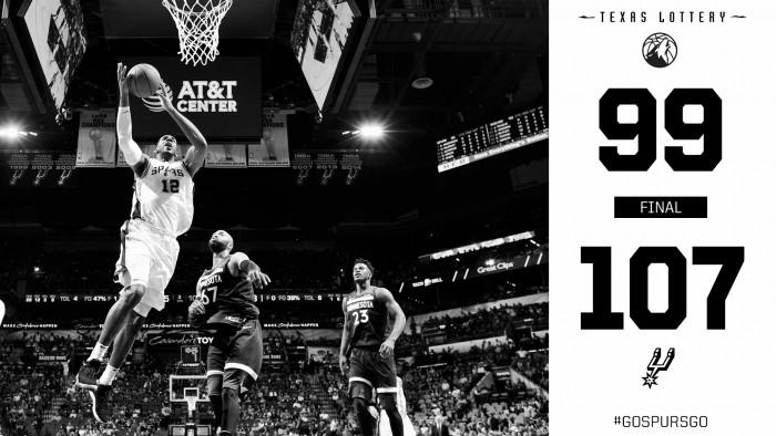 Manu y los Spurs y un arranque deseado