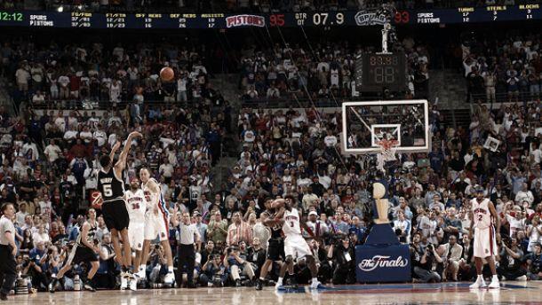 Serial Finales NBA: 2005, Duncan y los Spurs agrandan su leyenda