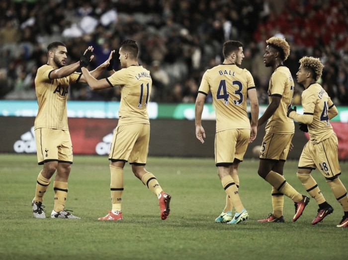 Juventus 2-1 Tottenham Hotspur: Lamela's second half strike not enough against the Old Lady