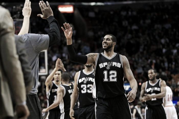 En la sombra de los Spurs