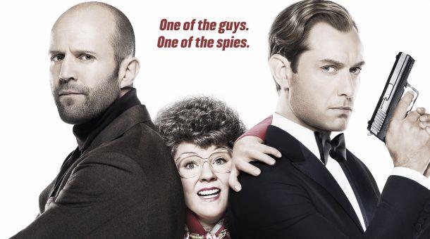 Nuevo tráiler de 'Espías', la comedia de Melissa McCarthy