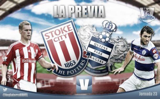 Stoke City - Queens Park Rangers: la primera vez