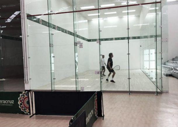En Veracruz inicia selectivo de squash para Toronto 2015