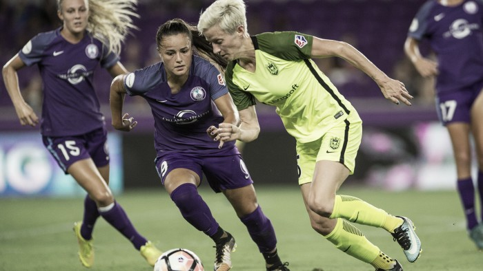Late goals between Orlando and Seattle keep the playoff hunt close