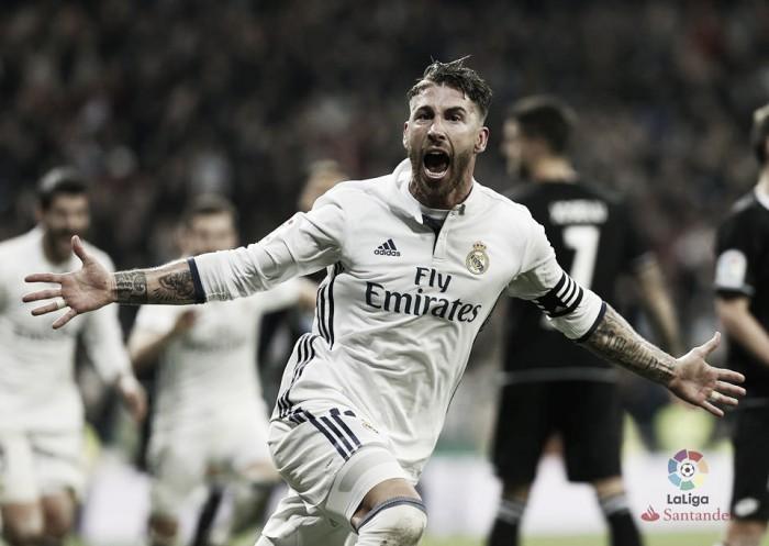 Liga, il solito Sergio Ramos salva un pazzo Real Madrid contro il Deportivo (3-2)