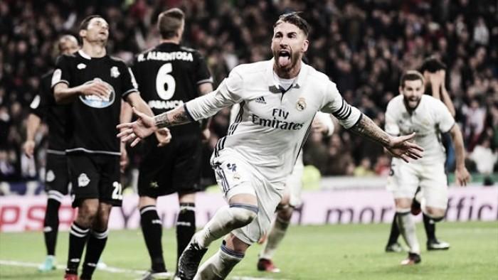 Real Madrid, tutti i gol decisivi di Sergio Ramos