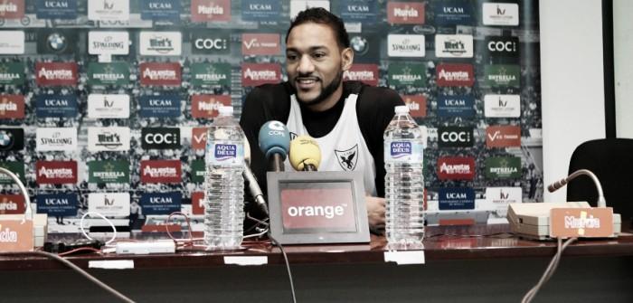"""Rojas: """"Me gusta jugar en defensa, trabajando y siendo intenso"""""""