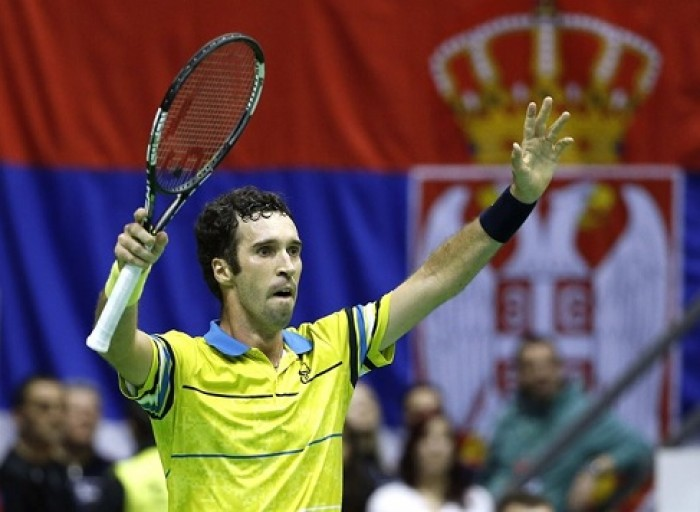 Davis Cup: Mikhail Kukushkin Demolishes Viktor Troicki To Pull Kazakhstan Even With Serbia
