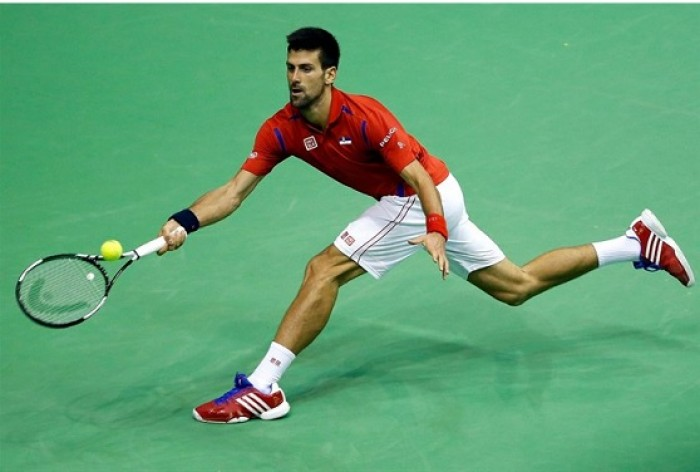 Davis Cup: Novak Djokovic Sends Serbia To Decisive Fifth Rubber
