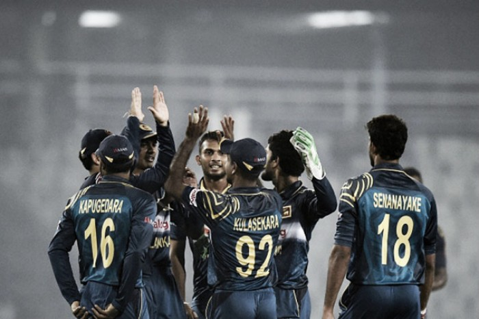 Result Sri Lanka 143-4 Afghanistan in World T20 2016
