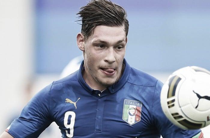 Em meio à renovação da Seleção Italiana, atacante Belotti pede confiança da torcida