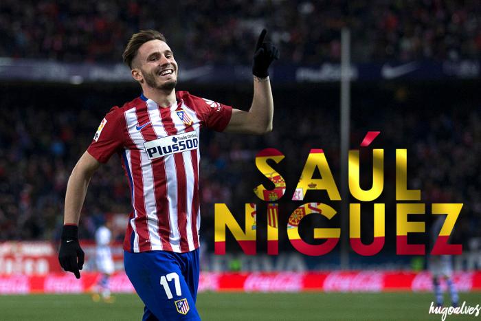 Precisamos falar sobre Saúl Niguez
