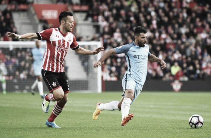 Em busca da 13ª vitória na Premier League, Manchester City recebe irregular Southampton