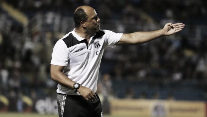 Sérgio Soares vê Ceará mais próximo de estilo de jogo ideal após vitória sobre Joinville