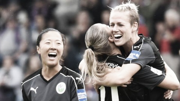 Frauen-Bundesliga - Matchday 1 round-up: Frankfurt go top after Gladbach win