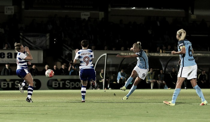 Reading 1-2 Manchester City: Citizens survive late scare