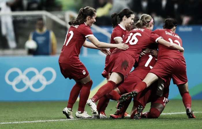 Canada 1-0 France: Schmidt sends Canada into the semi-finals