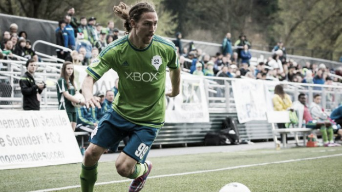 Seattle Sounders FC waive forward Andy Craven