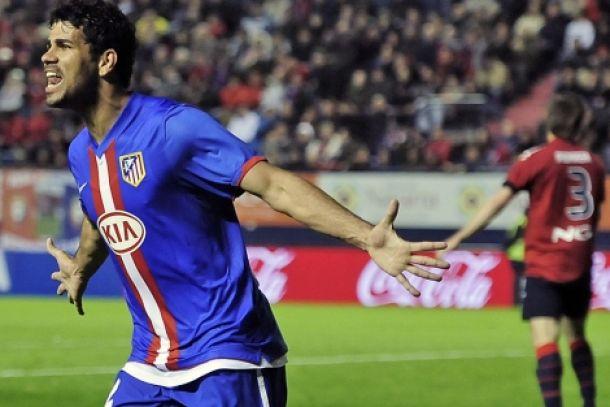 Osasuna y Atlético de Madrid, rivalidad desde antaño