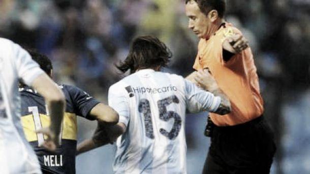 """Federico Beligoy: """"Tomé la decisión de suspender el partido"""""""