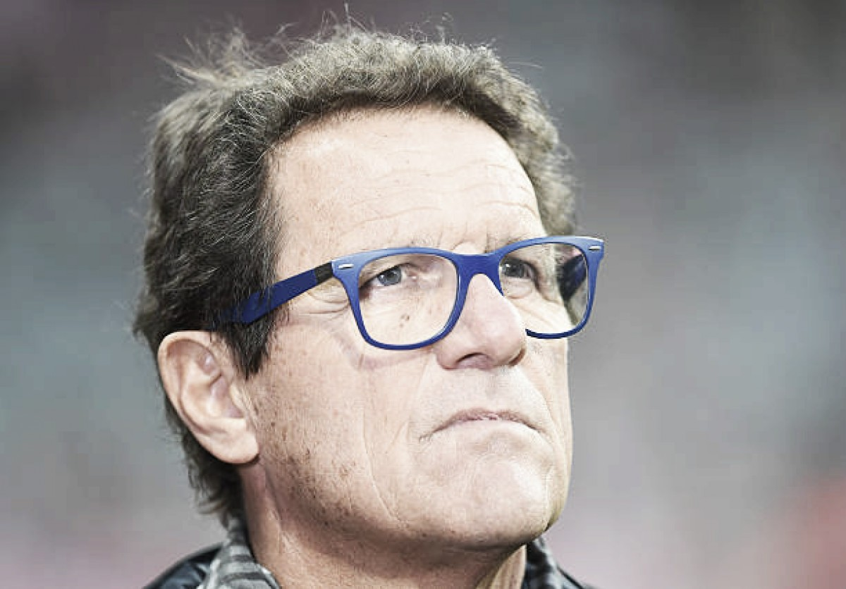 Cotado para assumir a Azzura, Fabio Capello anuncia aposentadoria