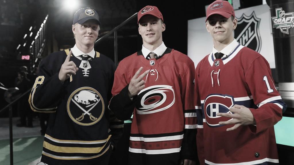 Análisis al 2018 NHL Draft
