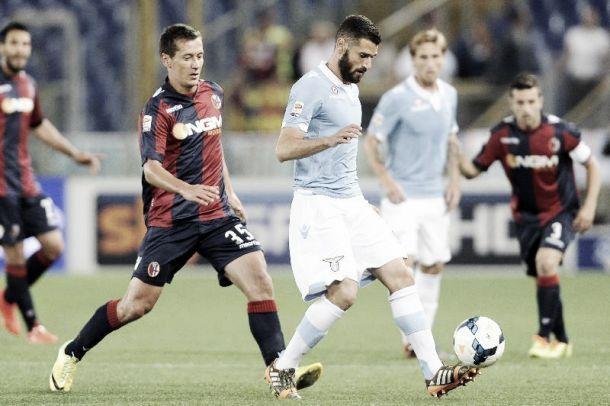 Live Lazio - Bologna, risultato partita Serie A 2015/2016  (2-1)