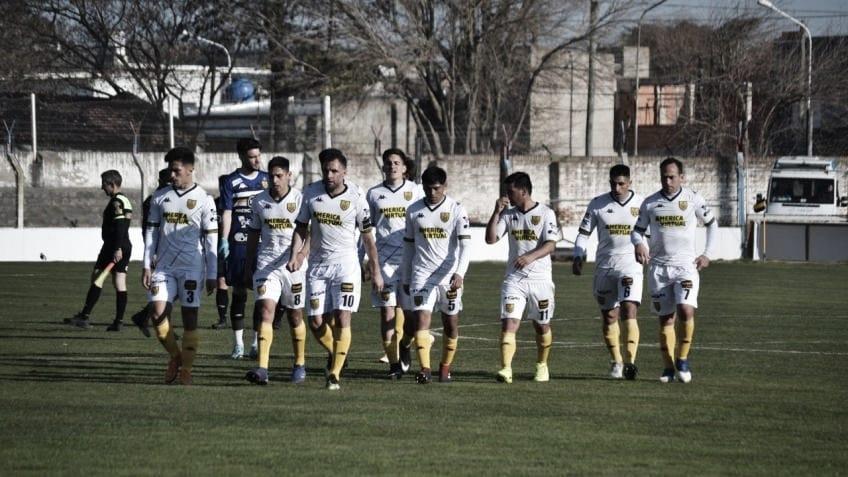 Santamarina visita a Atlético Rafaela