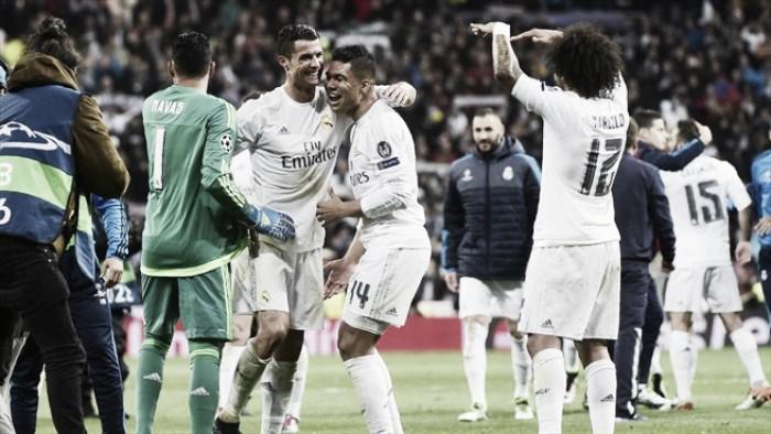 Remontada do marciano Cristiano: hat-trick de CR7 demoliu o Wolfsburgo