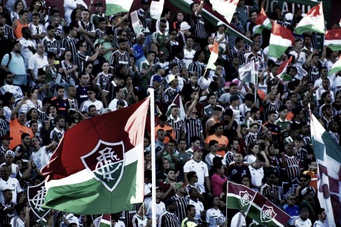 Fluminense vende todos os ingressos e terá casa cheia contra Ponte Preta