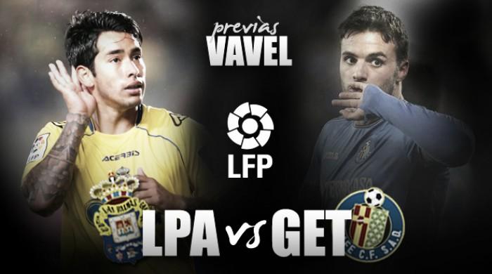 UD Las Palmas - Getafe CF: confirmar la reacción
