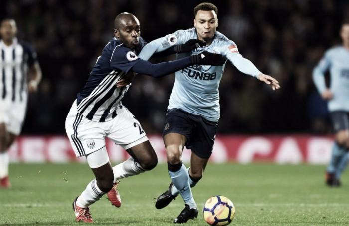 El Newcastle rescata un punto en The Hawthorns