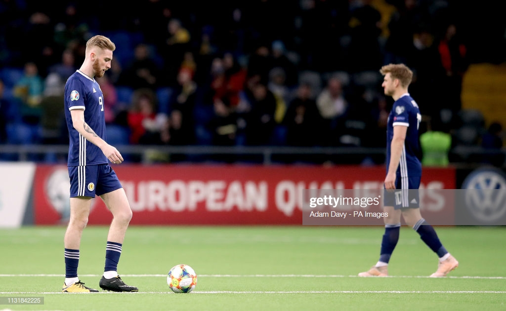 Kazakhstan 3-0 Scotland: Kazakhs leave Scots on their back