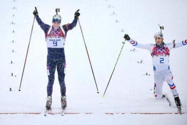 Biathlon (H) : Svendsen s'impose au finish !