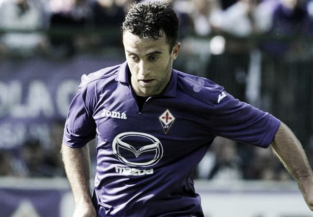 """Fiorentina, Rossi: """"Mi sento bene"""""""