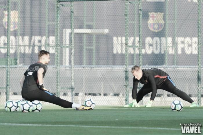 Vuelta a los entrenamientos del primer equipo