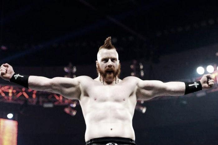 Actualización acerca de la lesión de Sheamus