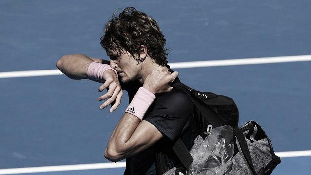 Los cuartos de final del Abierto de Australia sin Roger Federer ni Alexander Zverev