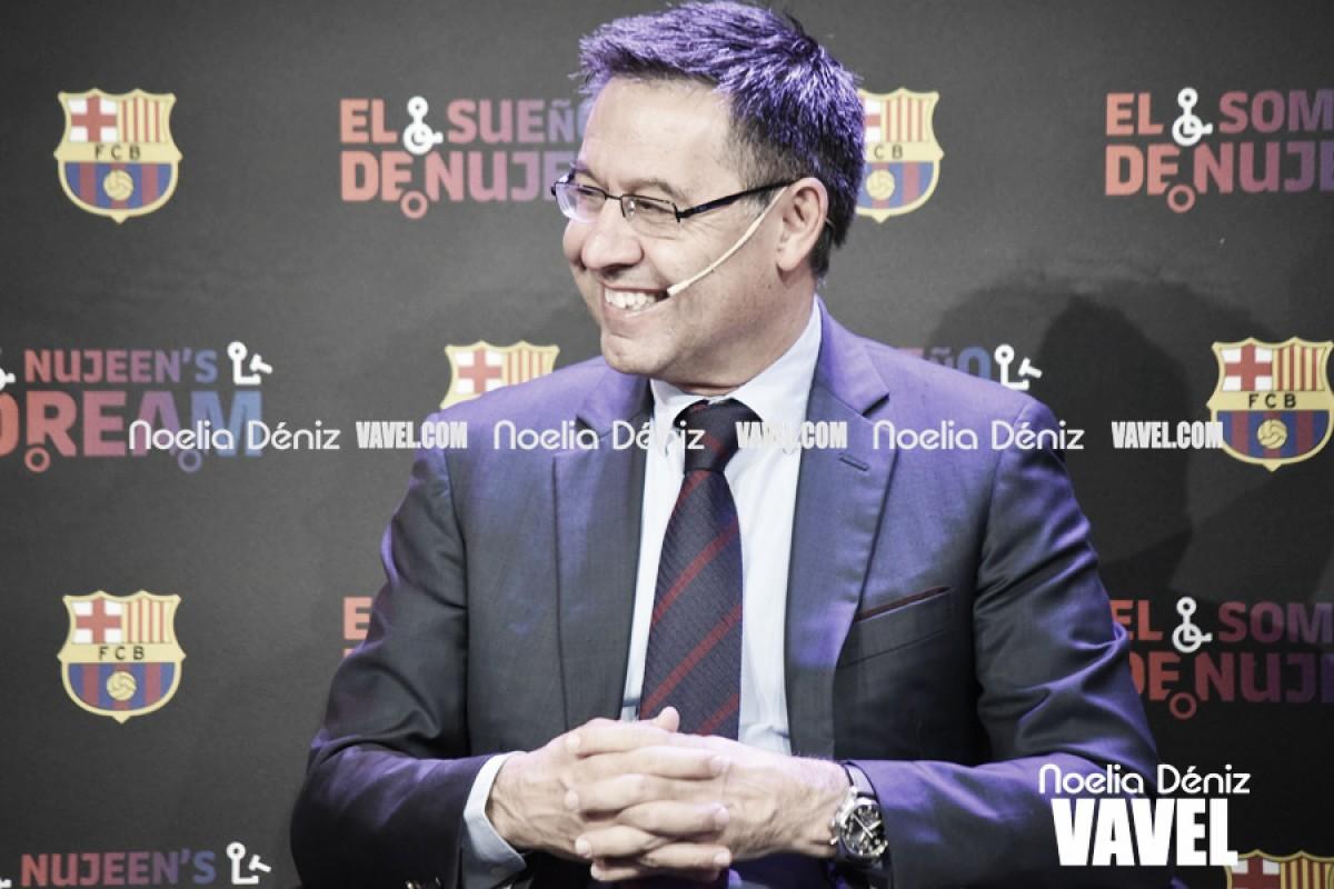 Se reunió la Junta Directiva del FC Barcelona
