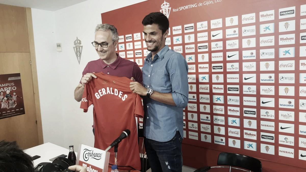 André Geraldes nuevo jugador del Sporting