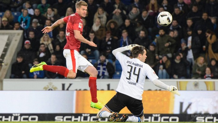 Arminia Bielefeld 2-3 VfB Stuttgart: Terodde brace beats brave Bielefeld