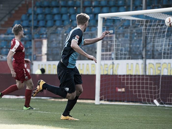 VfL Bochum 3-2 SV Sandhausen: Terrific Terodde returns to scoring form as Bochum rise to fourth
