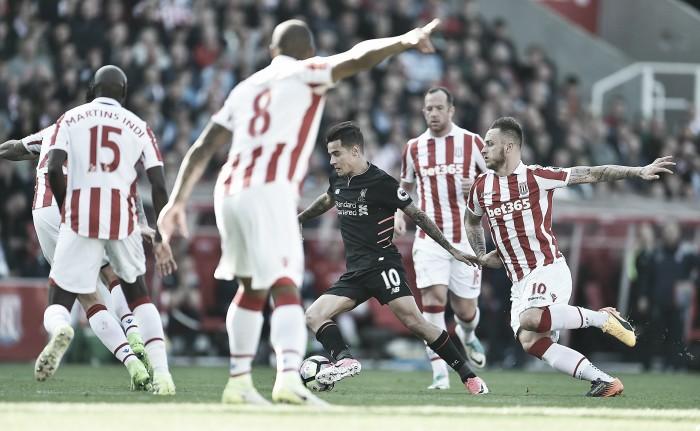 Previa Stoke City - Liverpool: los Reds no pueden fallar más