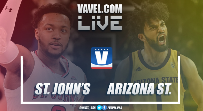 St. John's vs Arizona State LIVE Stream Updates (0-0)