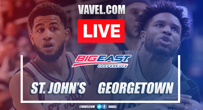 Full Highlights: St. John's 66-87 Georgetown, 2020 NCAA College Basketball