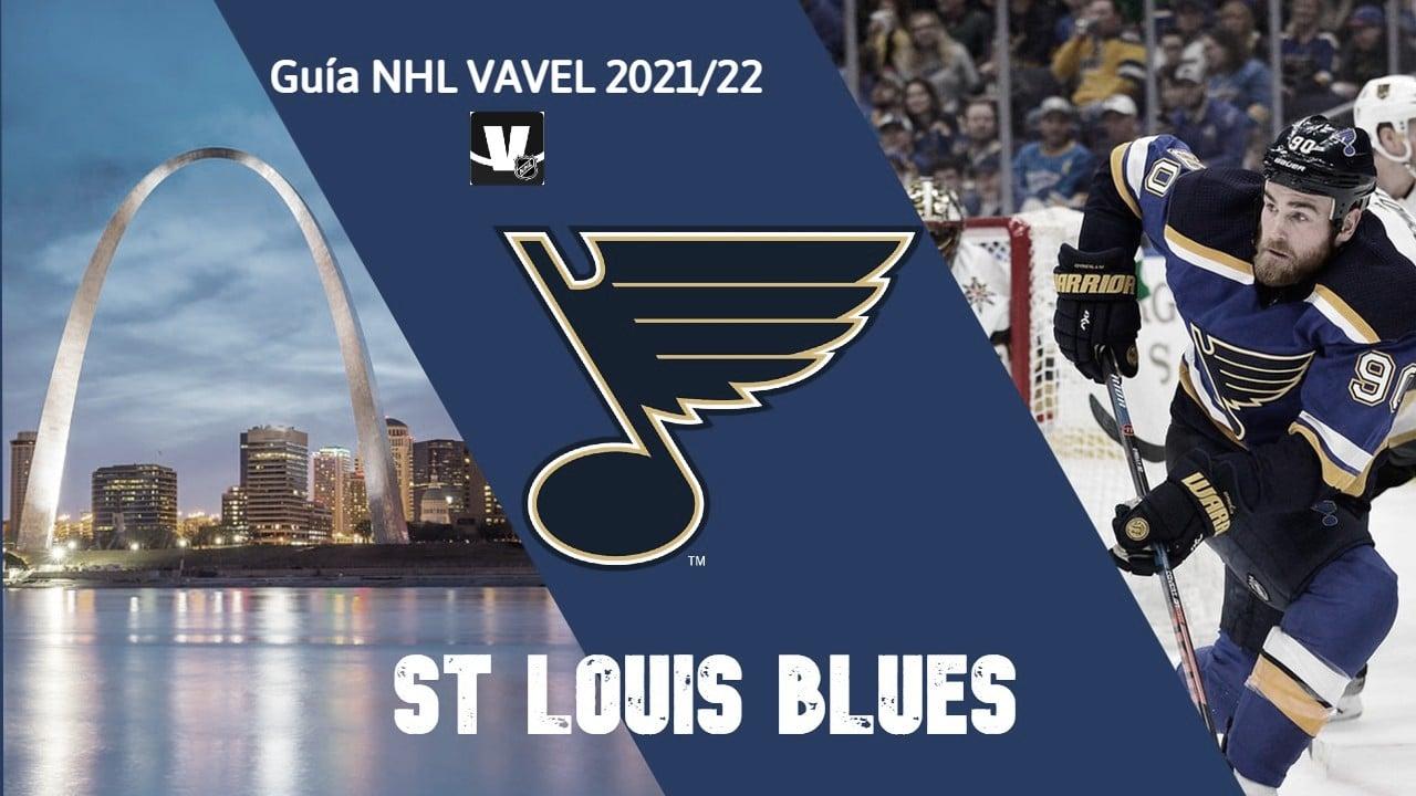 Guía VAVEL St. Louis Blues 2021/22: luchar por todo o quedar en tierra de nadie