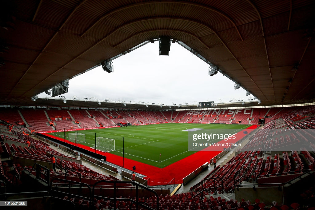 Southampton vs Manchester City Team News